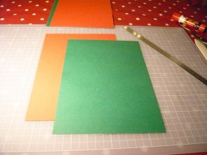 Papier pour le pop up