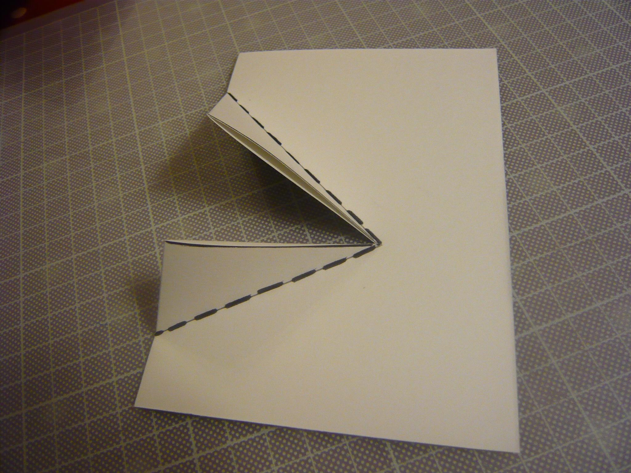 Tuto comment faire une grenouille pop up toute en - Comment fabriquer une coupe du monde en papier ...