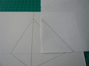 L'angle mesuré est le même