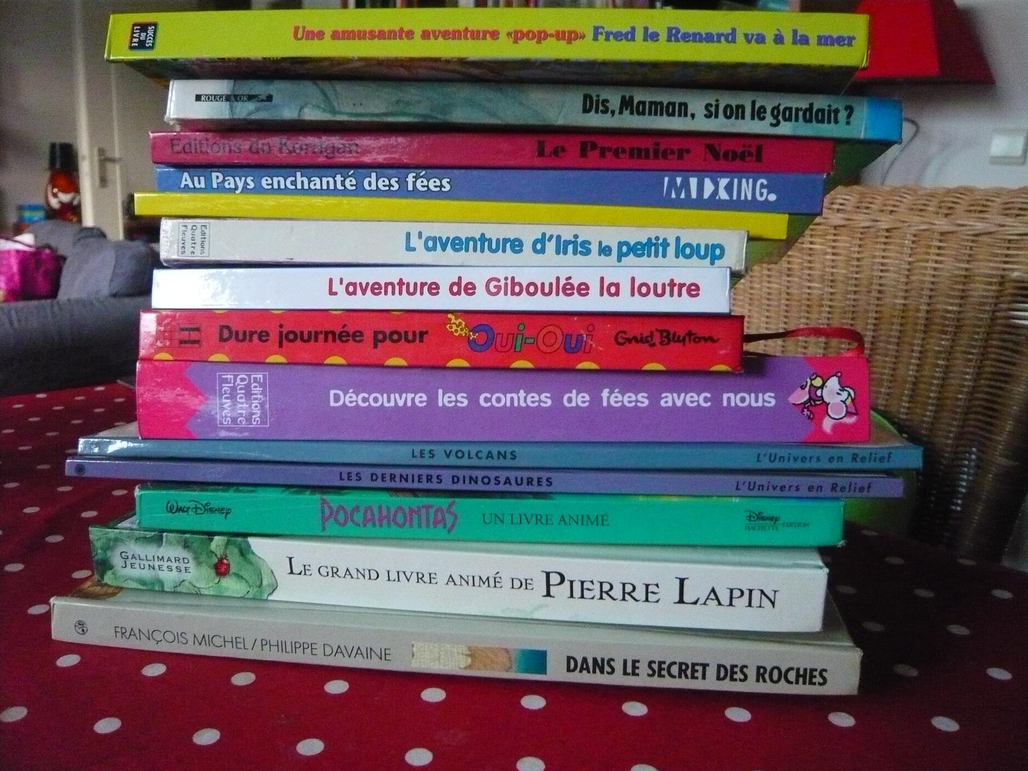 livres pop up en brocante et d'occasion